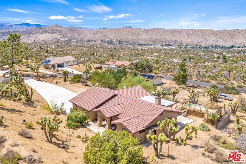 55550 El Dorado Drive, Yucca Valley, CA 92284 - MLS#: 21763566