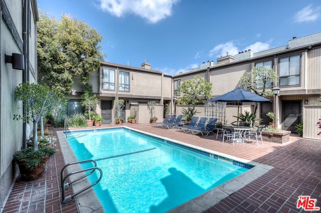 853 Larrabee Street #8, West Hollywood, CA 90069 - MLS#: 21768566