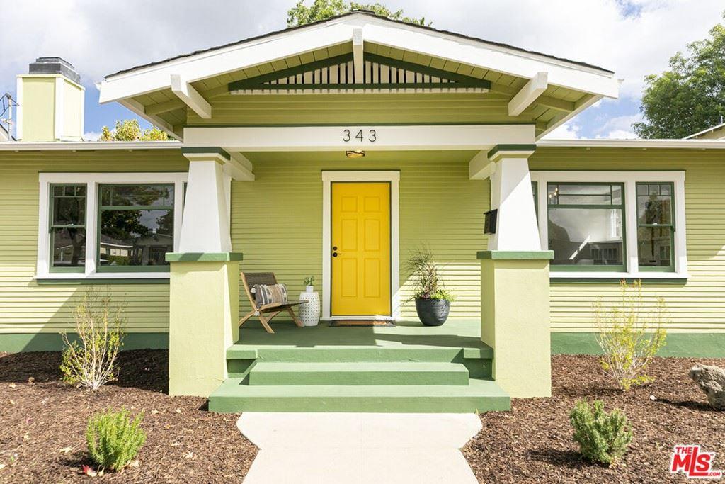 Photo of 343 N Cleveland Street, Orange, CA 92866 (MLS # 21789566)
