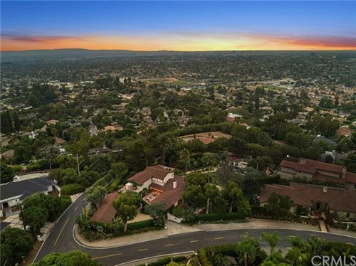 Tiny photo for 12801 Panorama Crest, North Tustin, CA 92705 (MLS # NP20191567)