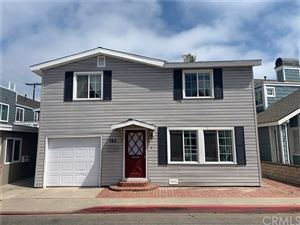 Photo of 122 33rd Street, Newport Beach, CA 92663 (MLS # PW19149567)