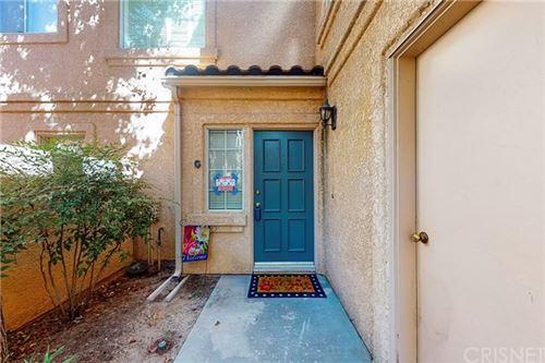 Photo of 25112 Steinbeck Avenue #Unit G, Stevenson Ranch, CA 91381 (MLS # SR20125567)