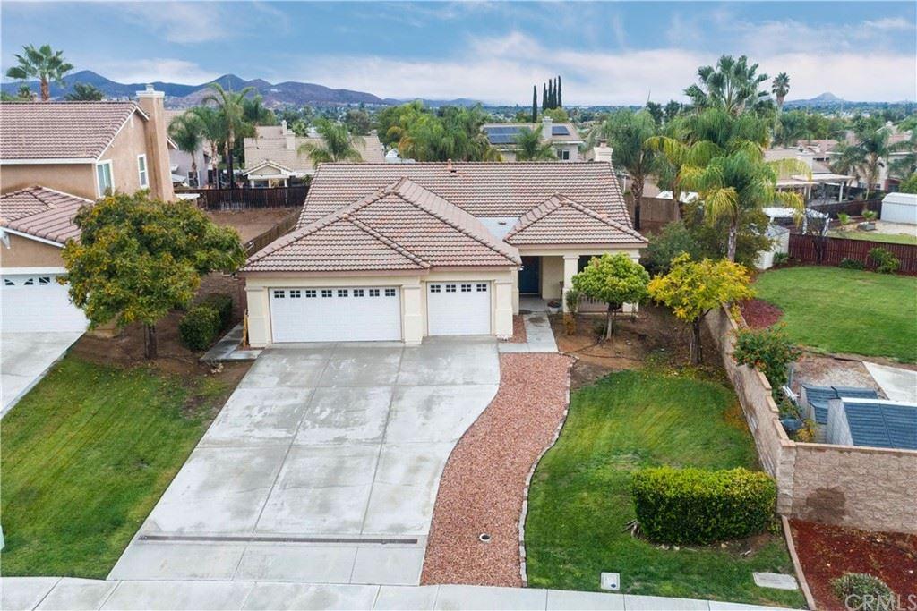 28860 Eridanus Drive, Menifee, CA 92586 - MLS#: SW21224567