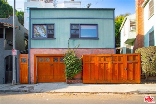 Photo of 939 Robinson Street, Los Angeles, CA 90026 (MLS # 20670568)