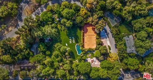 Photo of 2383 Mandeville Canyon Road, Los Angeles, CA 90049 (MLS # 21731568)