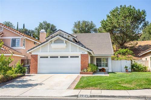 Photo of 3845 Cottonwood Grove Trail, Calabasas, CA 91301 (MLS # 220010568)