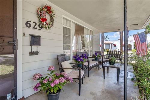 Tiny photo for 629 N Clementine Street, Anaheim, CA 92805 (MLS # PW20126568)