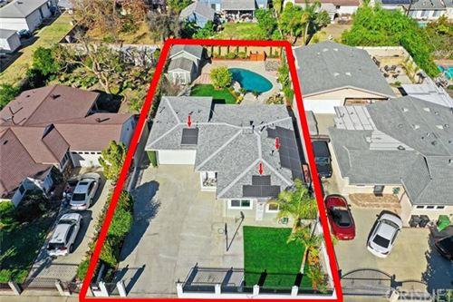 Photo of 11245 Delano Street, North Hollywood, CA 91606 (MLS # SR21011568)