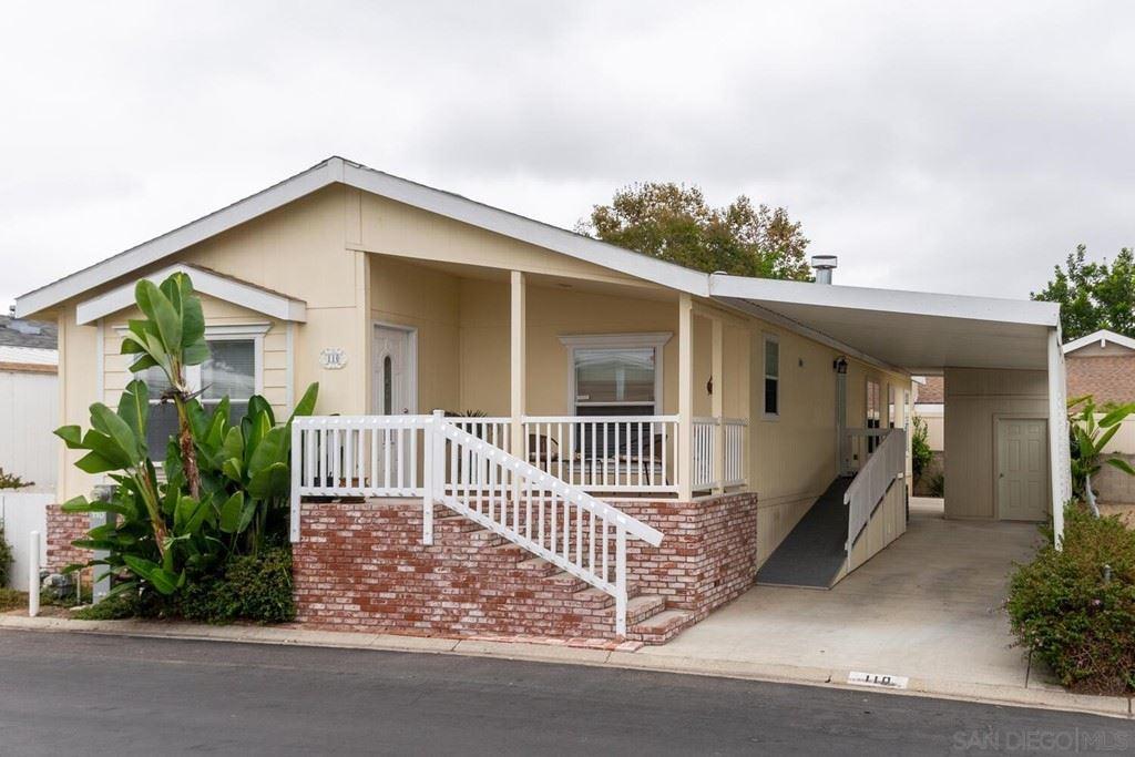 4660 N River Road #110, Oceanside, CA 92057 - MLS#: 210027568