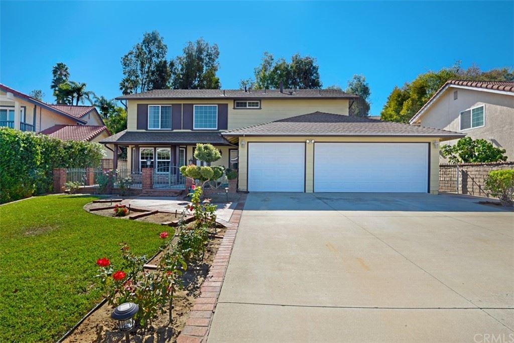 20766 Greenside Drive, Diamond Bar, CA 91789 - MLS#: CV21227568