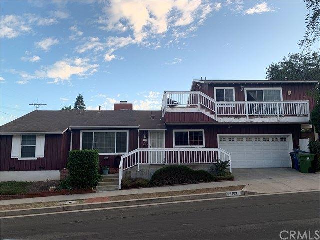 1103 W Crestwood Avenue, San Pedro, CA 90732 - MLS#: SB19257568