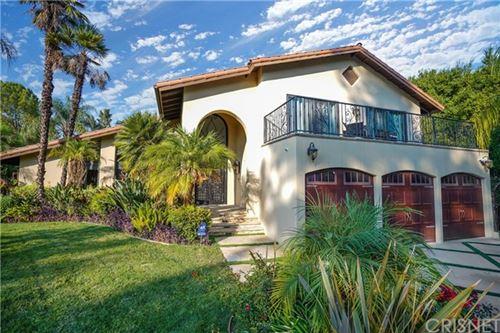 Photo of 4682 Tenango Drive, Woodland Hills, CA 91364 (MLS # SR20217569)