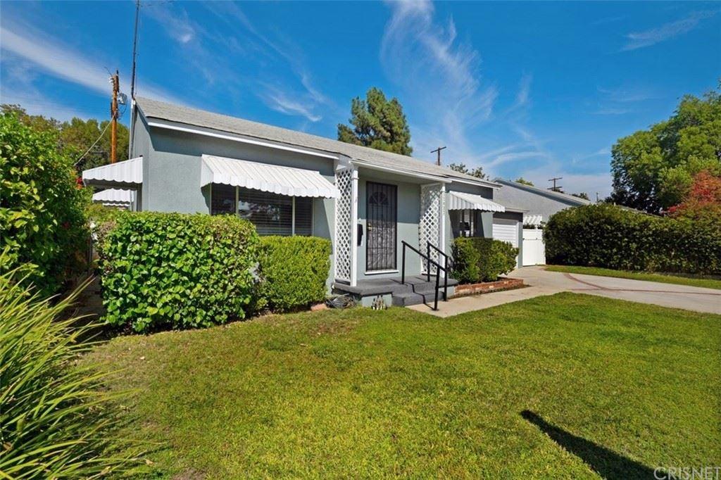 17037 Gault Street, Van Nuys, CA 91406 - MLS#: SR21220569