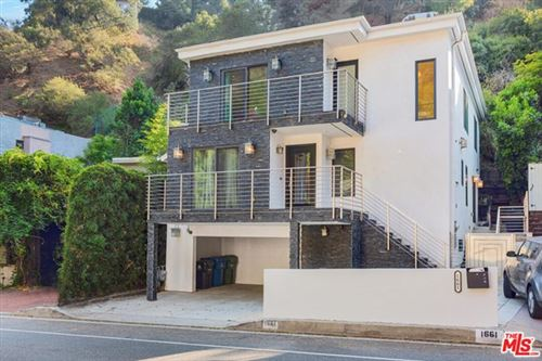 Photo of 1661 N Beverly Glen Boulevard, Los Angeles, CA 90077 (MLS # 20642570)