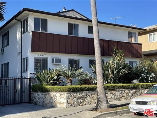 Photo of 1237 N Mansfield Avenue, Los Angeles, CA 90038 (MLS # 21692570)