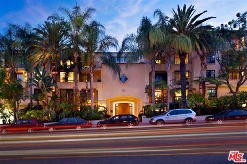 Photo of 555 S Barrington Avenue #307, Los Angeles, CA 90049 (MLS # 21700570)