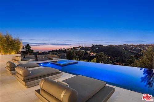 Photo of 2393 Mount Olympus Drive, Los Angeles, CA 90046 (MLS # 21722570)
