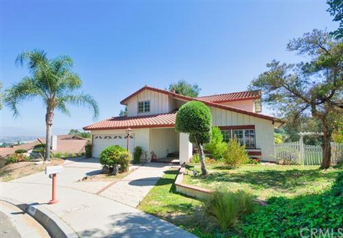 Photo of 1336 Garzon Place, Walnut, CA 91789 (MLS # CV21073570)