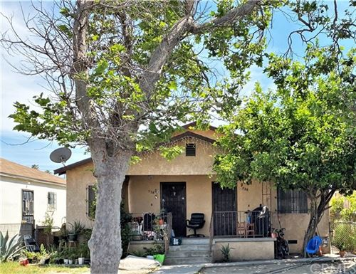 Photo of 726 E 42nd Street, Los Angeles, CA 90011 (MLS # IN20087570)