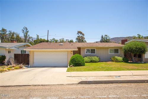 Photo of 406 Crestview Drive, Ojai, CA 93023 (MLS # V1-6570)