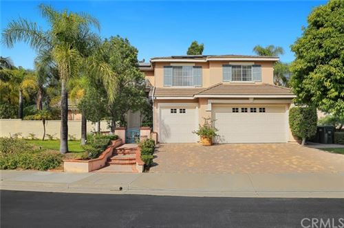Photo of 18837 Whitney Place, Rowland Heights, CA 91748 (MLS # WS20203570)