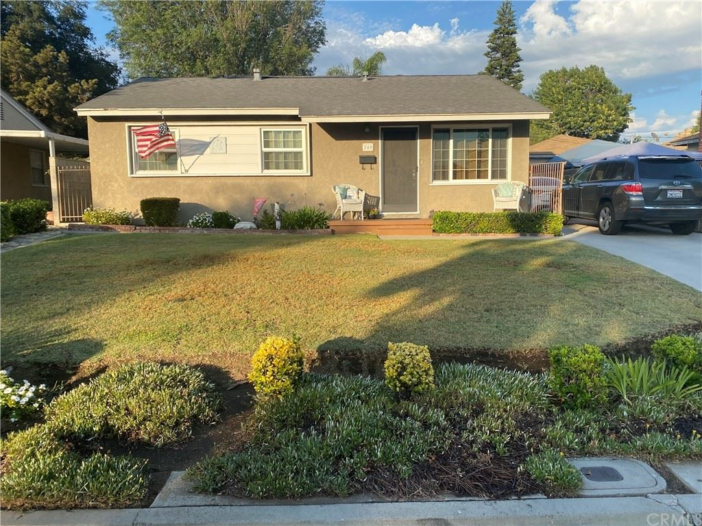 240 Forestdale Avenue, Glendora, CA 91741 - MLS#: CV21138570