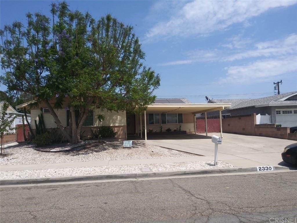 2330 Sebring Street, Simi Valley, CA 93065 - MLS#: SR21159570