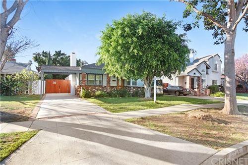 Photo of 4645 Vesper Avenue, Sherman Oaks, CA 91403 (MLS # SR21017571)