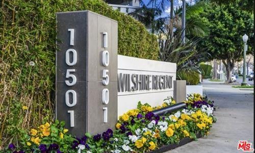 Photo of 10501 Wilshire Boulevard #715, Los Angeles, CA 90024 (MLS # 20622572)