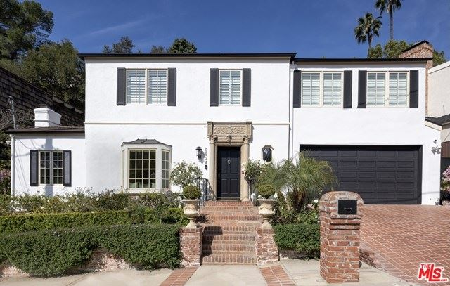 Photo of 9624 Heather Road, Beverly Hills, CA 90210 (MLS # 21712572)