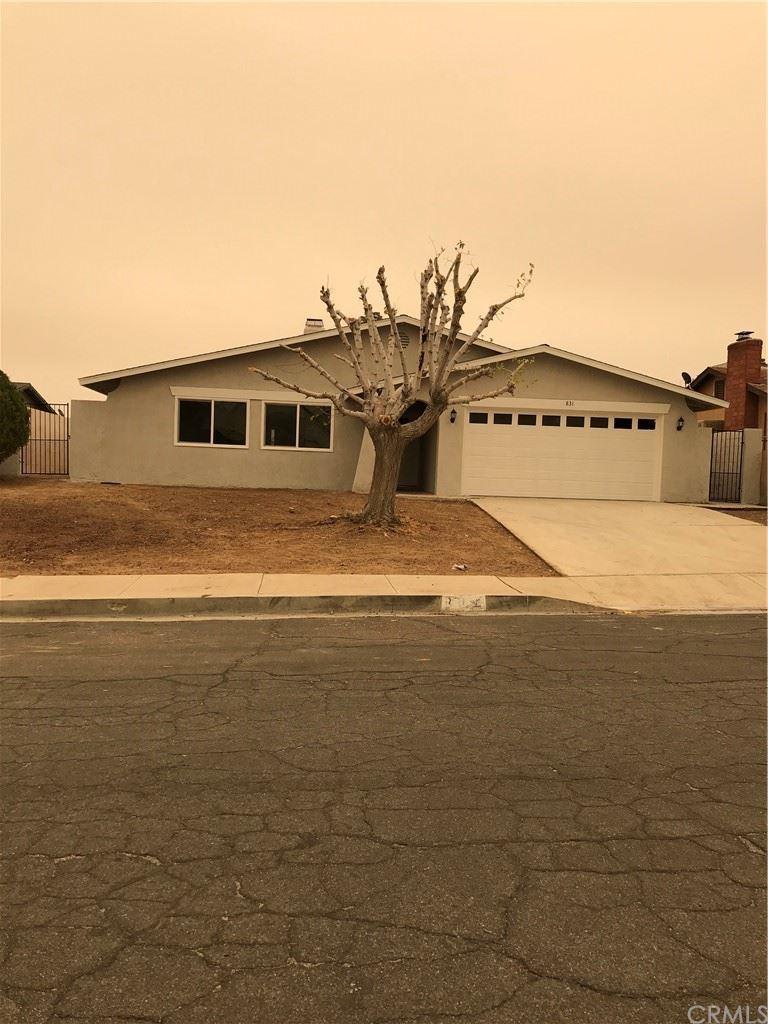 831 Cholla Drive, Barstow, CA 92311 - MLS#: IV21210572