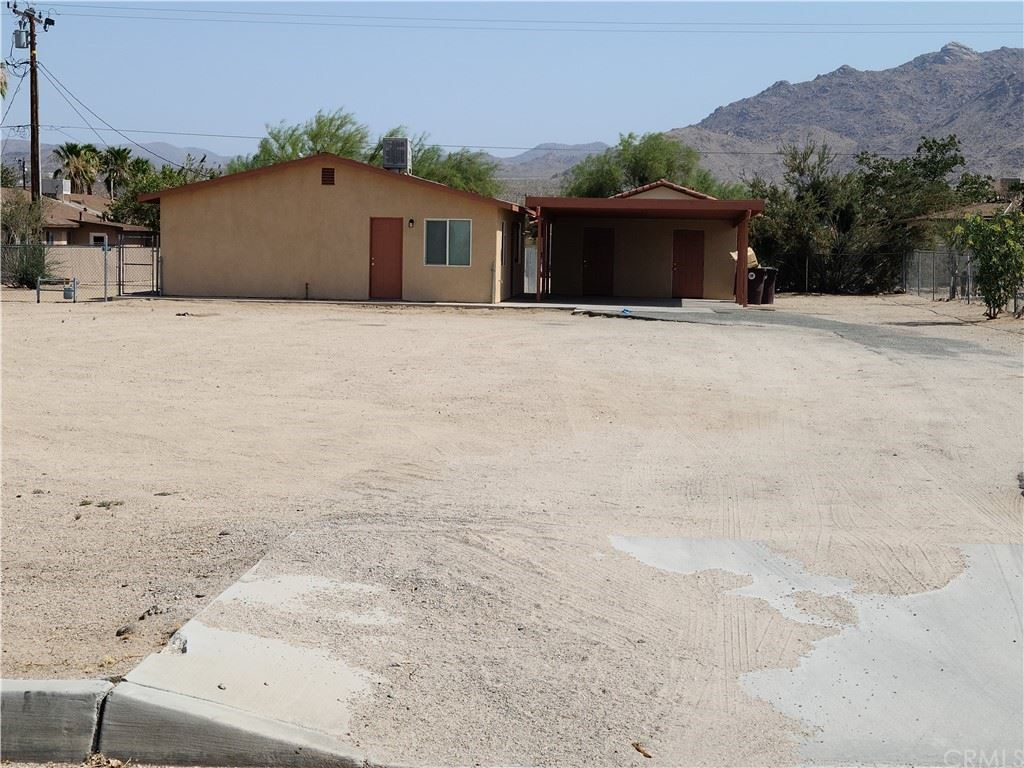 74035 Cactus Drive, Twentynine Palms, CA 92277 - MLS#: JT21153572