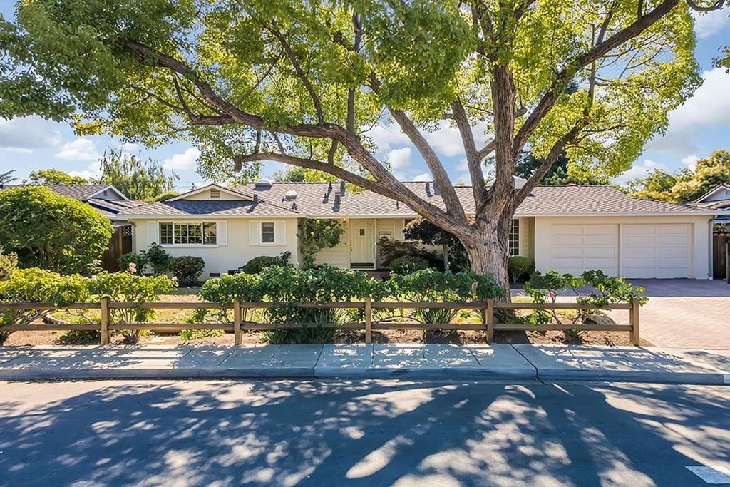1828 Orangetree Lane, Mountain View, CA 94040 - #: ML81853572