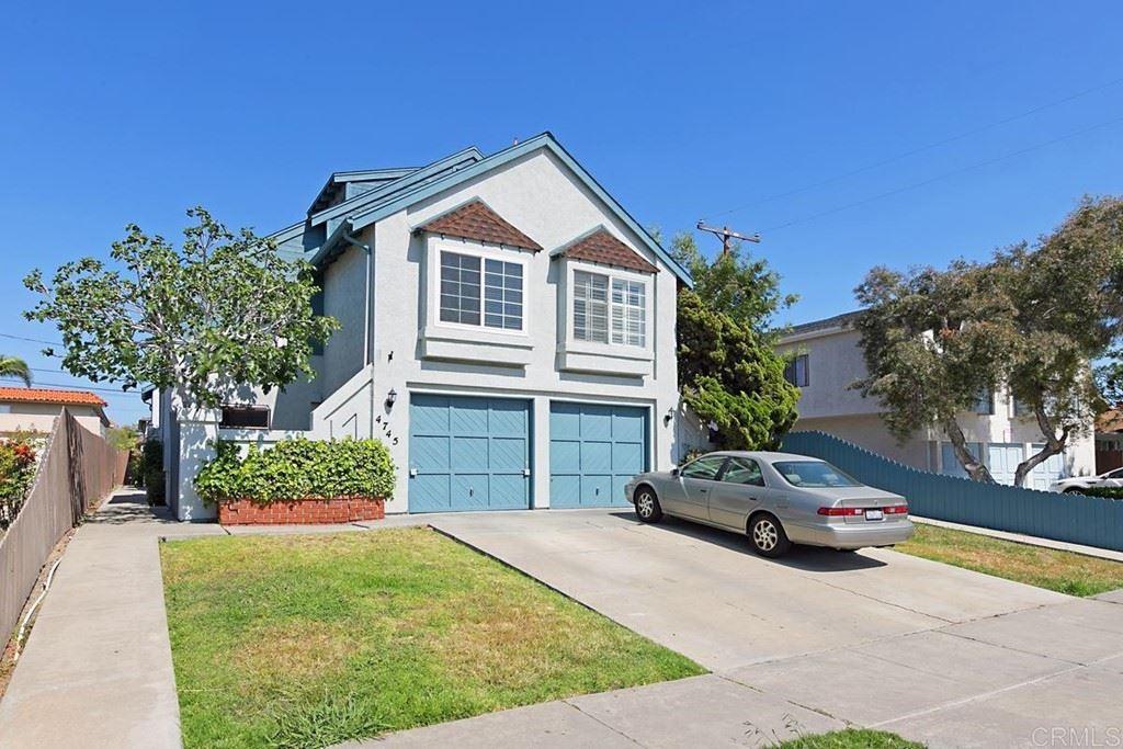 4745 Hawley Boulevard #3, San Diego, CA 92116 - MLS#: PTP2106572