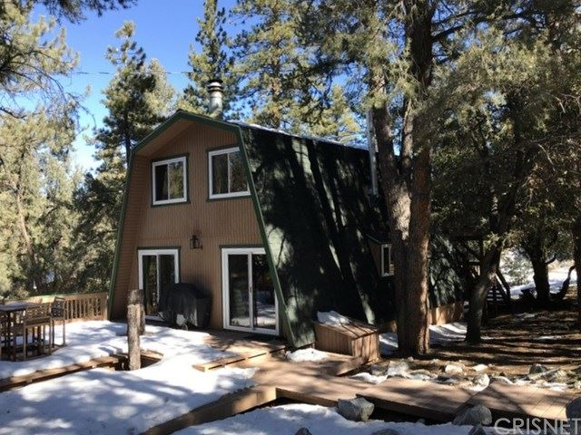 1704 Zion Way, Pine Mountain Club, CA 93222 - MLS#: SR21019572