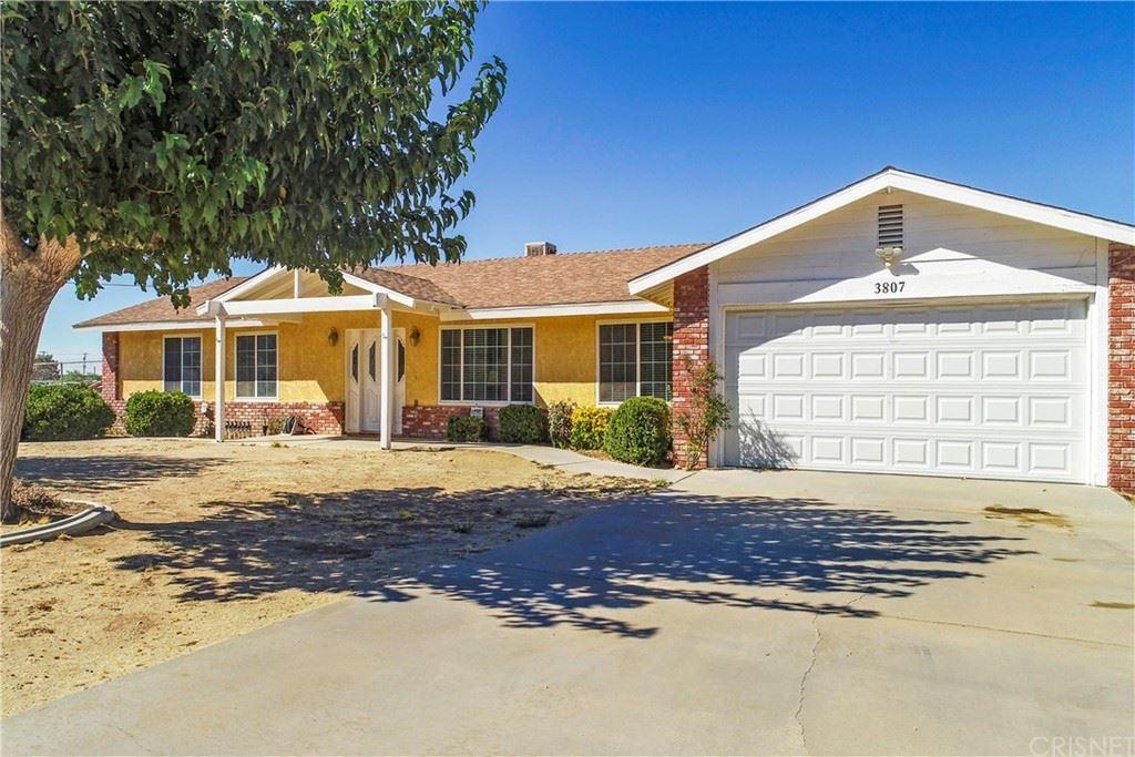 3807 E Avenue T2, Palmdale, CA 93550 - MLS#: SR21202572