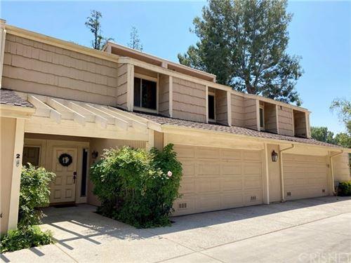 Photo of 18155 Andrea N Circle #3, Northridge, CA 91325 (MLS # SR20087573)