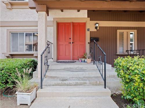 Photo of 6667 Wilbur Avenue #34, Reseda, CA 91335 (MLS # SR21132573)