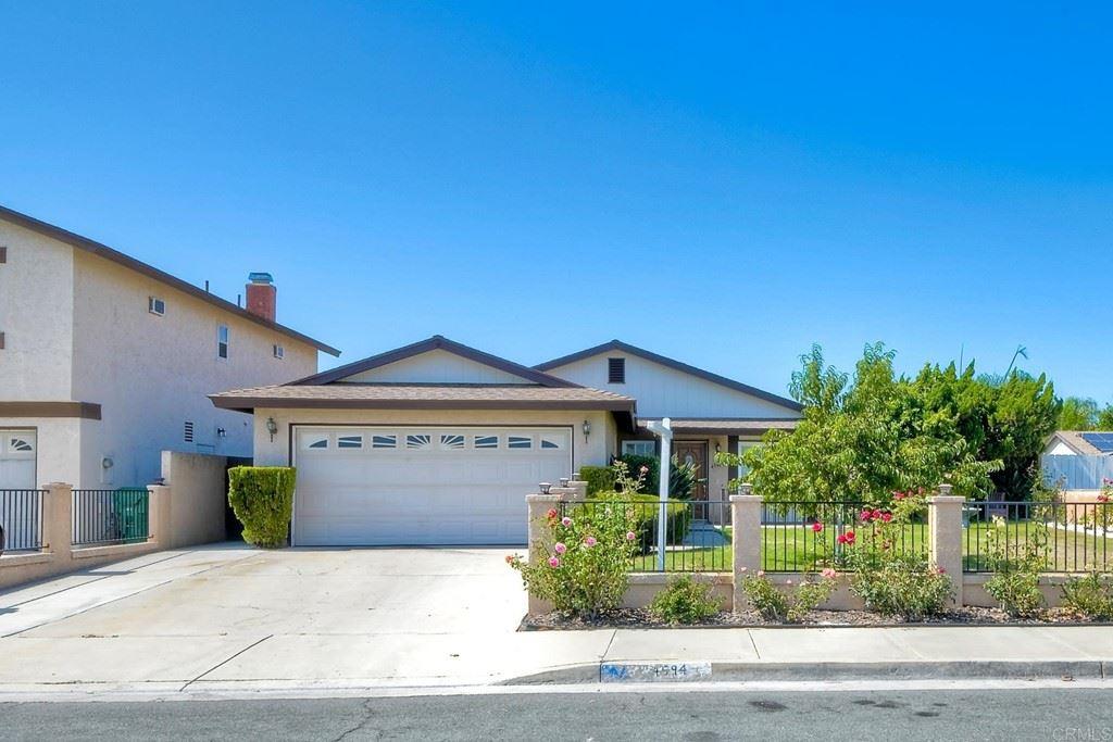 4594 Mardi Gras Street, Oceanside, CA 92057 - MLS#: NDP2108573