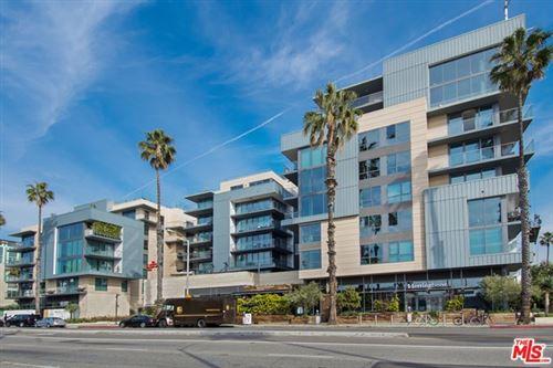 Photo of 1755 Ocean Avenue #805, Santa Monica, CA 90401 (MLS # 20624574)