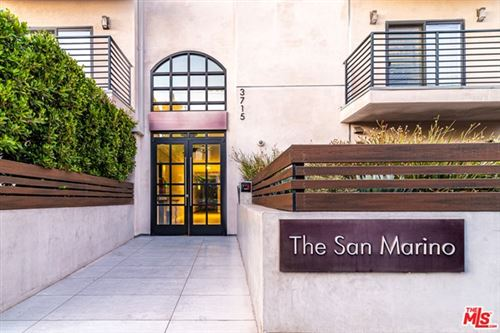 Photo of 3715 San Marino St #404, Los Angeles, CA 90019 (MLS # 20658574)
