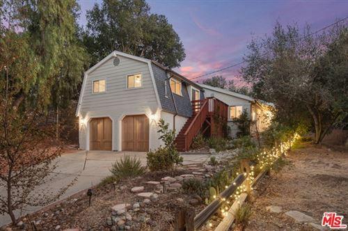 Photo of 1651 Old Topanga Canyon Road, Topanga, CA 90290 (MLS # 20670574)