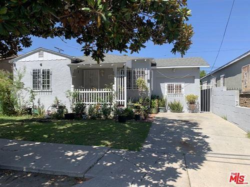 Photo of 2731 S Genesee Avenue, Los Angeles, CA 90016 (MLS # 21713574)