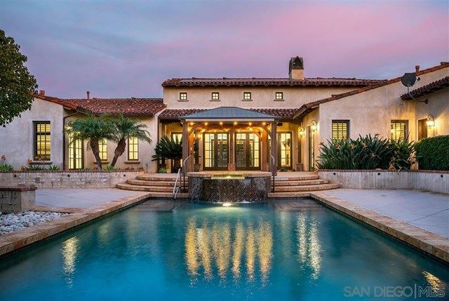 Photo for 18670 Via Varese, Rancho Santa Fe, CA 92091 (MLS # 190006574)