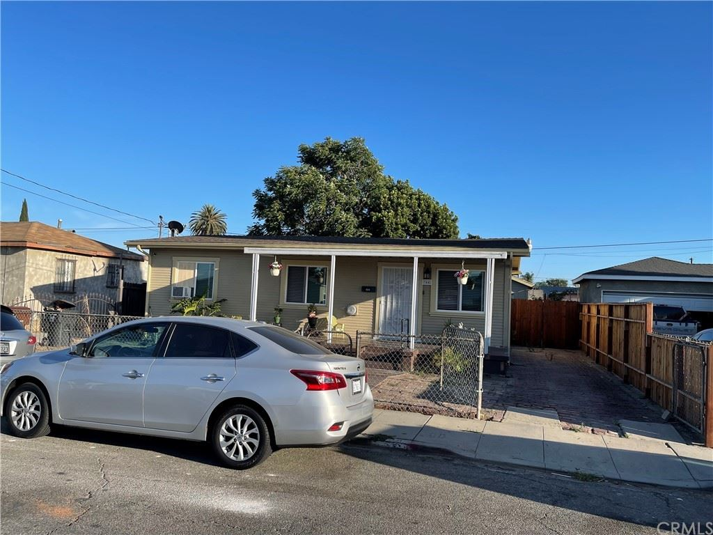 344 W Elm Street, Compton, CA 90220 - MLS#: DW21162574