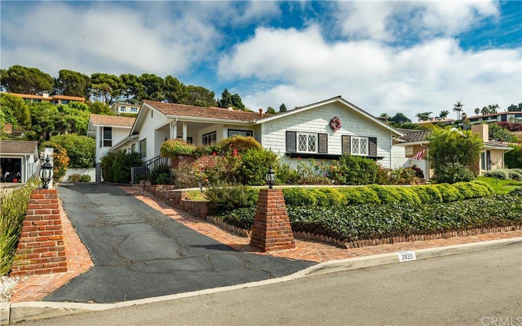 2820 Via De La Guerra, Palos Verdes Estates, CA 90274 - MLS#: PV21224574