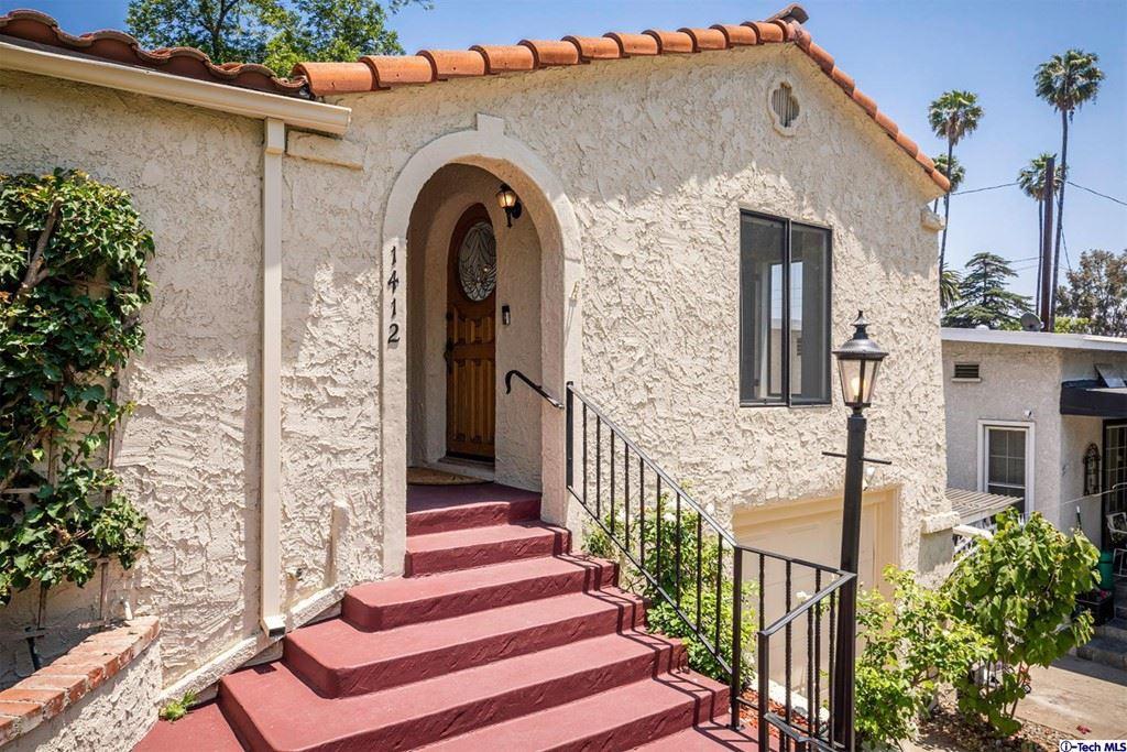Photo of 1412 N Columbus Avenue, Glendale, CA 91202 (MLS # 320006575)