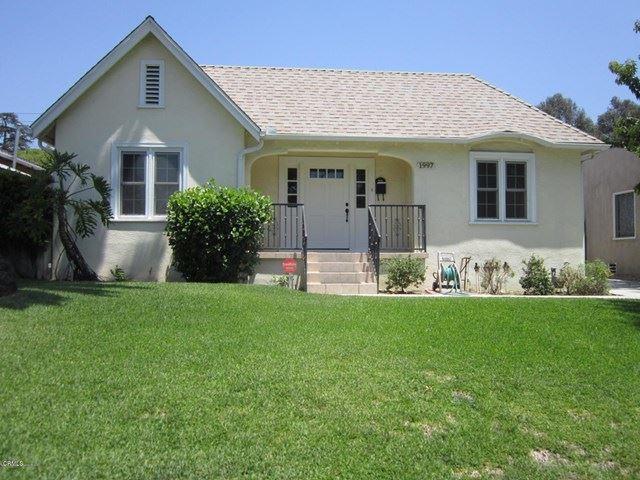 1997 Casa Grande Street, Pasadena, CA 91104 - #: P1-1575