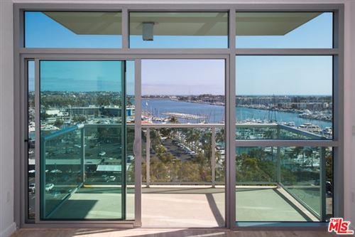 Photo of 13700 MARINA POINTE Drive #904, Marina del Rey, CA 90292 (MLS # 20568576)