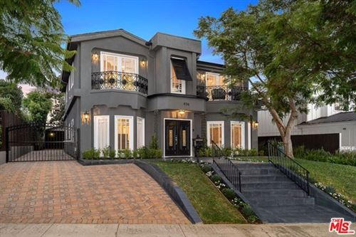 Photo of 836 Radcliffe Avenue, Pacific Palisades, CA 90272 (MLS # 20632576)